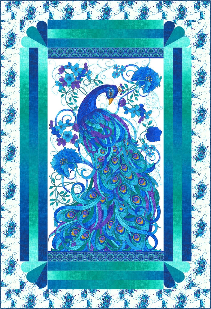 free pattern mosaic plume equilter blogequilter blog Interesting Mosaic Quilt Patterns Gallery