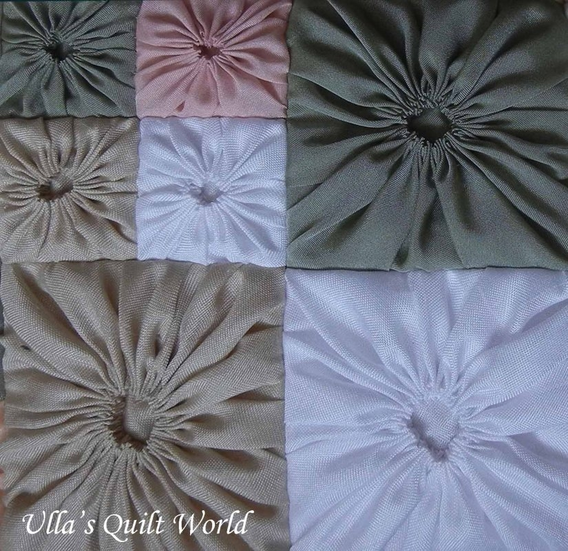 free pattern tutorial square yo yo quilted pillow case Stylish Quilted Pillow Cases Patterns