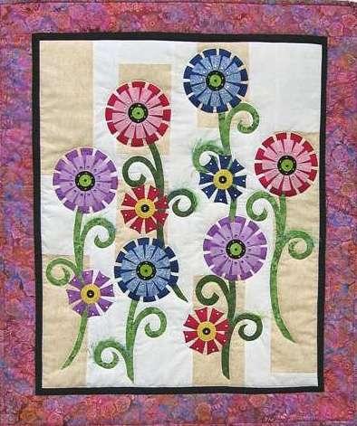 free quilt flower applique patterns appliq patterns Cozy Applique Patterns For Quilts