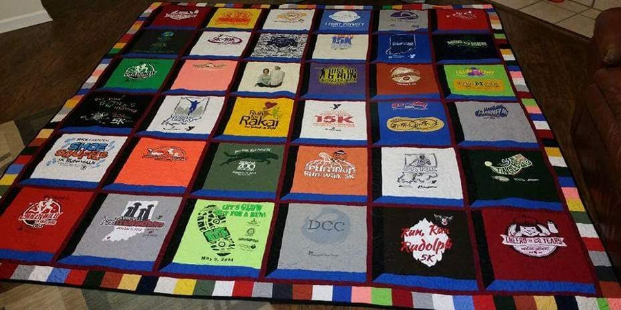 free quilt pattern t shirt quilt free online quilt design Stylish Pattern For TShirt Quilt Gallery