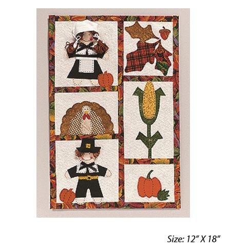 free quilt pattern thanksgiving mini quilt Stylish Thanksgiving Quilt Patterns