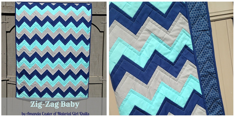 free zig zag quilt pattern sewing for beginners Easy Zig Zag Quilt Pattern Inspirations