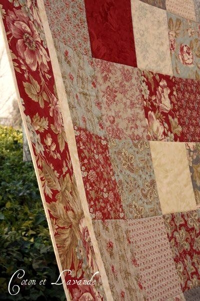 Permalink to Cozy French General Quilt Patterns Inspirations