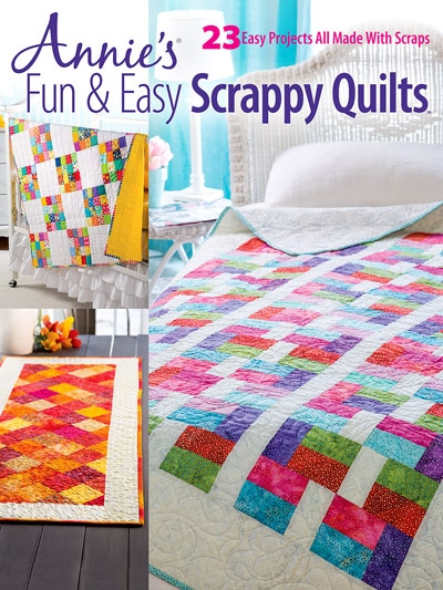 fun easy scrappy quilts Modern Easy Scrappy Quilt Patterns Gallery
