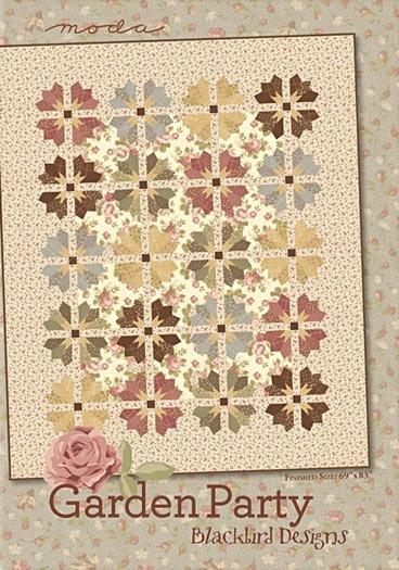 garden party quilt pattern Interesting Garden Party Quilt Pattern