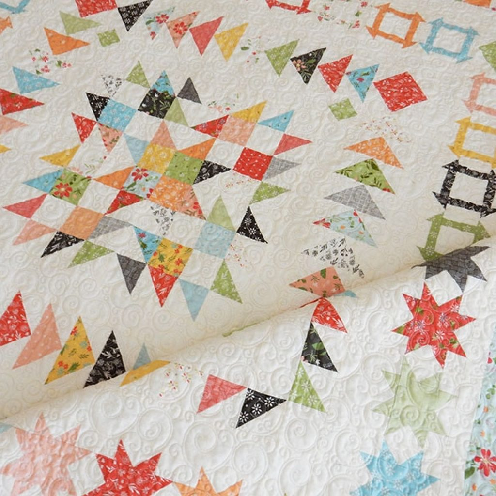 gelato medallion quilt pattern quilting a quilting life Cozy Quilt Blogs With Patterns