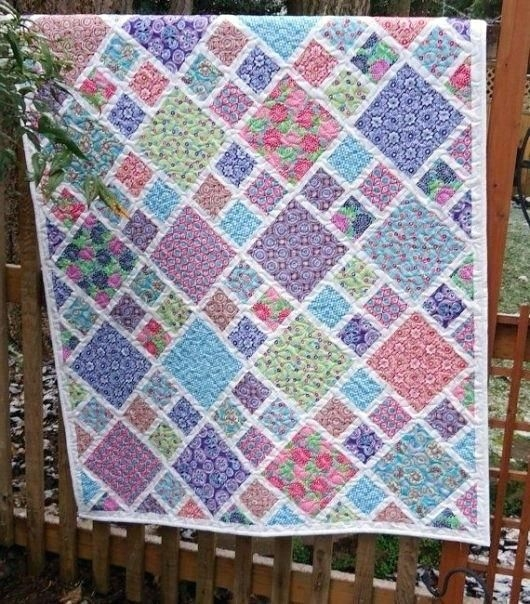 girls quilts best ba girl ideas on quilt patterns little Stylish Little Girl Quilt Patterns Gallery