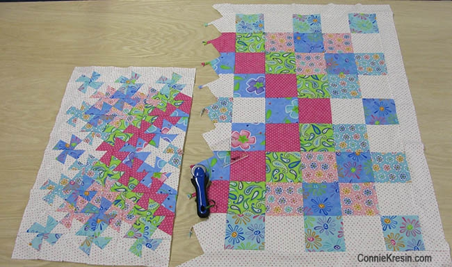 give a little twist to a quilt around the world quilting Modern Lil Twister Quilt Patterns Inspirations