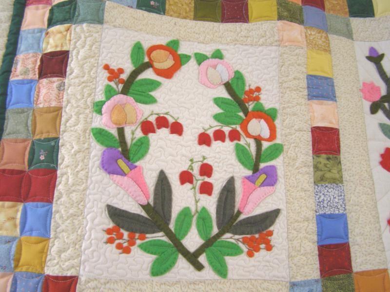 grandmas country album a robert callaham pattern Interesting Grandmas Country Album Quilt Pattern