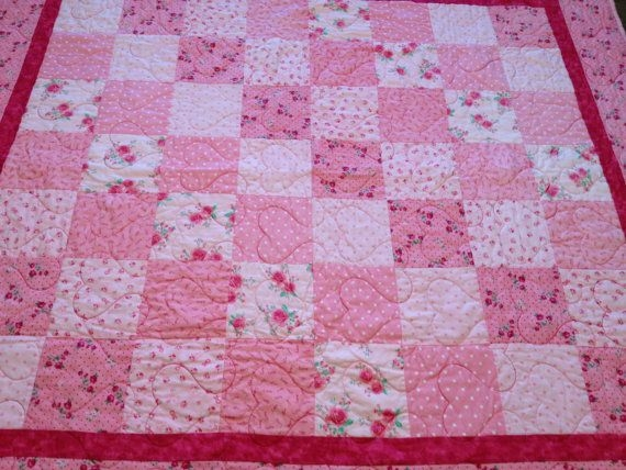 handmade breast cancer awareness pink ribbon quilt Cozy Pink Ribbon Breast Cancer Quilt Pattern Inspirations