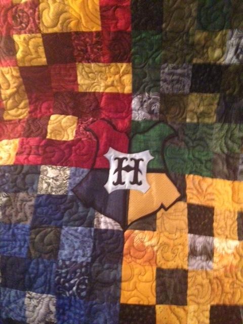 harry potter ba quilt pineneedles4s blog harry potter quilt Cozy Fresh Harry Potter Quilt Fabric Inspirations
