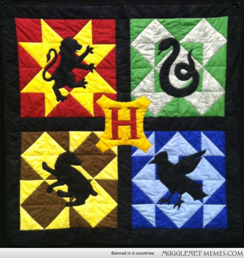 harry potter quilt for fun harry potter quilt harry Cozy Fresh Harry Potter Quilt Fabric Inspirations