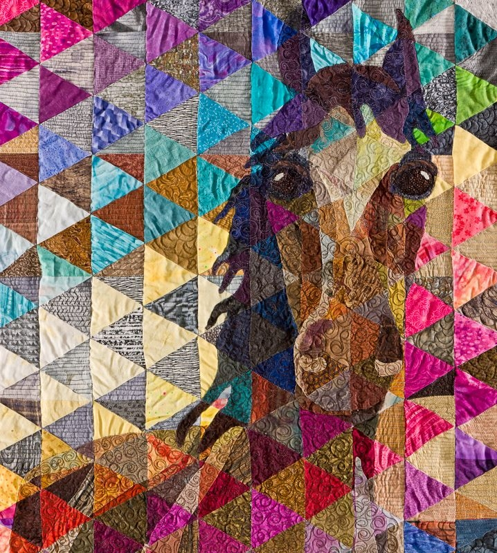 horse quilt would love to make this for ryan Unique Elegant Horse Fabric For Quilting Ideas