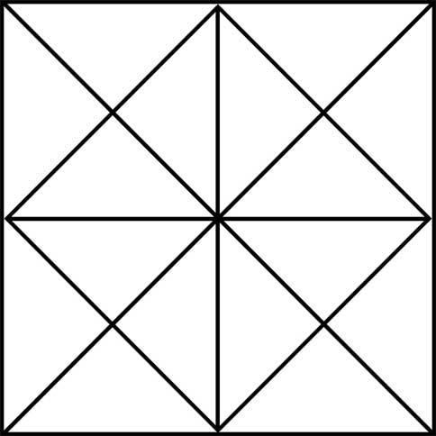 hourglass quilt block pattern printable quilt block Interesting Printable Quilt Block Patterns Gallery