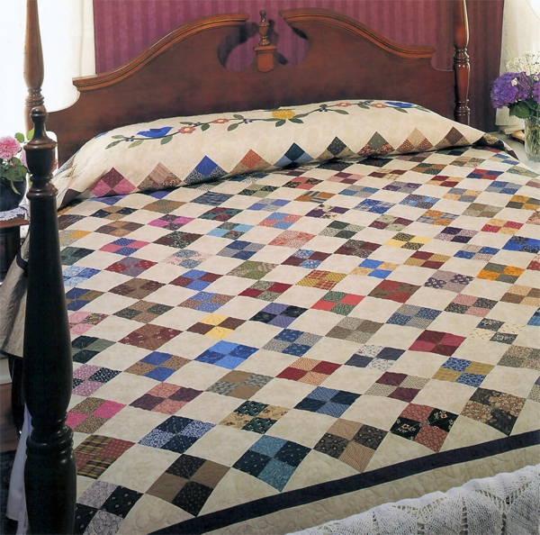 how to make a king size quilt quicker 4 strategies stitch Stylish Easy King Size Quilt Patterns Gallery