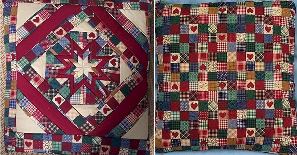 how to make a quilt into a quillow using a striking amish Cool Amish Quilt Patterns Beginners