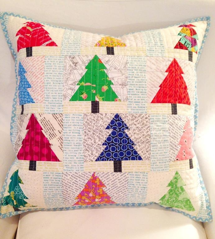 how to make quilted pillow covers 6 patterns to try Cool Quilted Pillows Patterns Inspirations