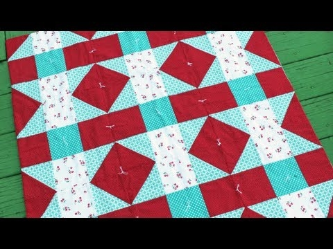 how to tie a quilt tutorial Cozy Tie Quilt Patterns For Beginners