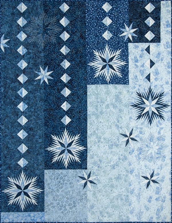ice crystals Cool Judy Niemeyer Quilt Patterns