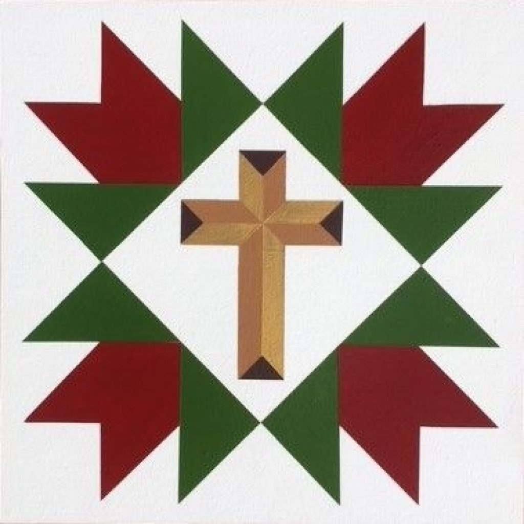 image result for barn quilt cross pattern barn quilts Cozy Barn Quilt Designs Patterns Inspirations