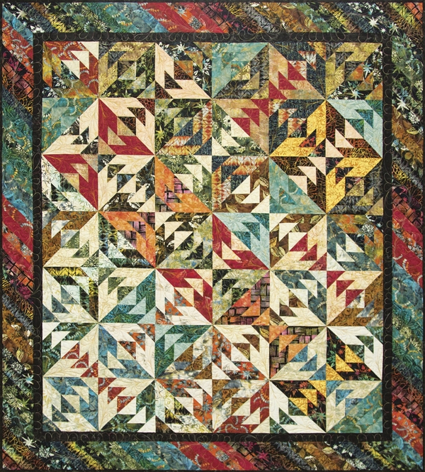 indian summer Elegant Indian Quilt Patterns