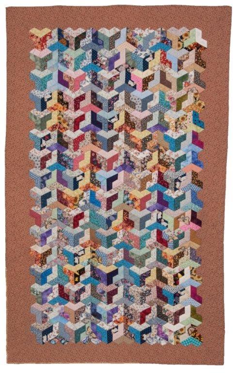 inner city quilt ina meyer quilt teacher and judge from Elegant Inner City Quilt Pattern