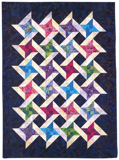interlocking friendship quilt epattern Modern Friendship Quilt Patterns Gallery