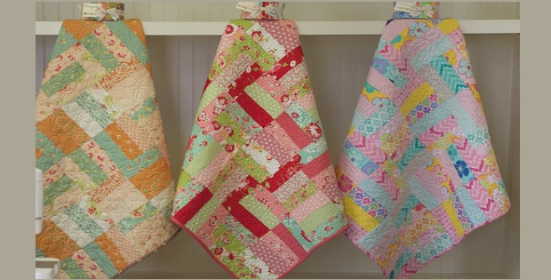 jelly roll jam quilt patterns made bigger quilting cub Interesting Jelly Roll Jam Quilt Pattern Inspirations