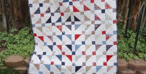 jelly roll strips and charm squares a super easy pre cuts Interesting Jelly Roll And Charm Pack Quilt Patterns Inspirations