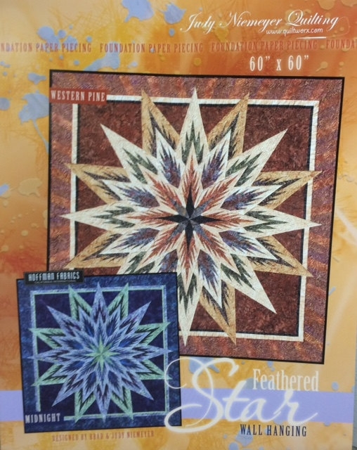 judy niemeyer feathered star wallhanging applique Cool Judy Niemeyer Quilt Patterns