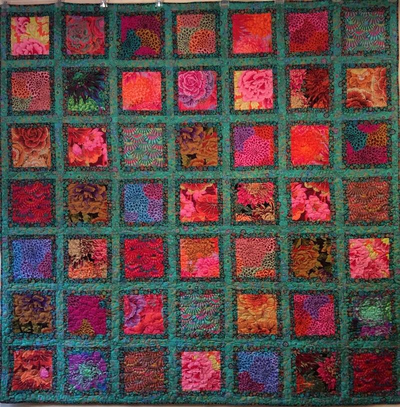 kaffe fassett jewel frames kit Interesting Picture Frame Quilt Pattern Inspirations