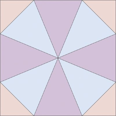 kaleidoscope quilt block howstuffworks Interesting Kaleidoscope Quilt Pattern Inspirations