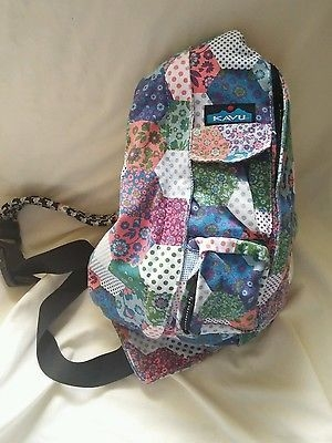kavu rope bag patchwork backpacksling discontinued pattern Elegant Kavu Rope Bag Vintage Quilt Gallery