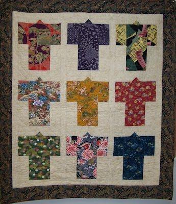 Permalink to Elegant Kimono Quilt Block Pattern Inspirations