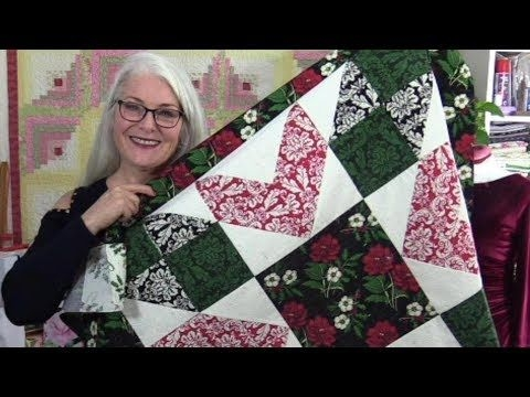 leftover christmas quilt youtube missouri quilt quilts Stylish Youtube Quilting Patterns Inspirations