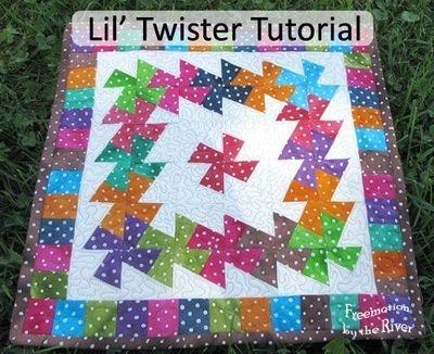 lil twister ba quilt pattern lil twister tutorial at Modern Lil Twister Quilt Patterns Inspirations