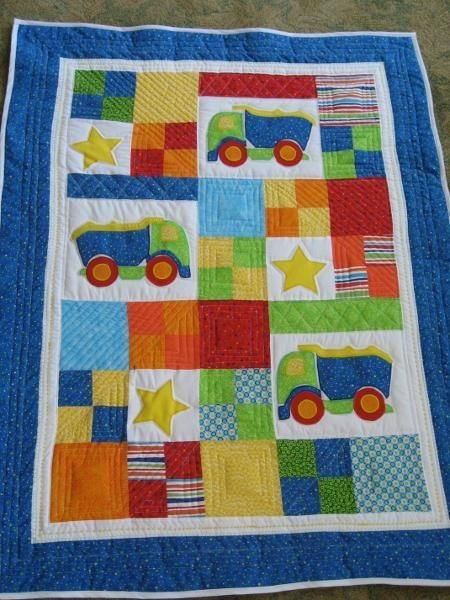 Permalink to Cozy Patchwork Quilt Pattern For Baby Boy Gallery