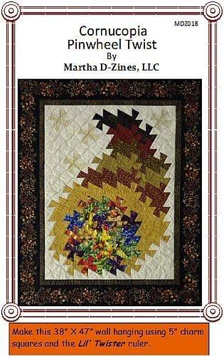 little twister ruler free patterns cornucopia pinwheel Modern Lil Twister Quilt Patterns Inspirations
