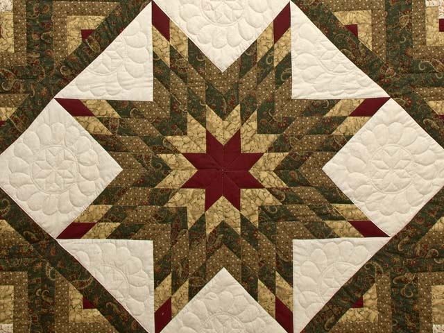 lone star log cabin quilt splendid well made amish quilts Stylish Lone Star Log Cabin Quilt Pattern Free Inspirations