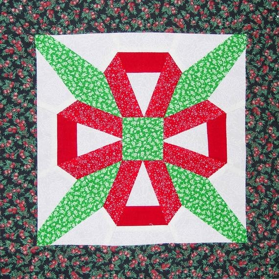 lovers knot quilt block pattern Cool Waste Knot Quilt Pattern For Sale Inspirations