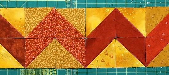 Permalink to Elegant Half Square Triangle Quilt Borders