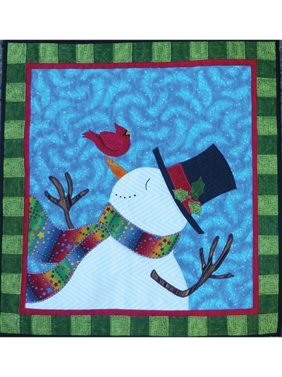 marshas snowman wall hanging pattern Seasonal Quilted Wall Hanging Patterns