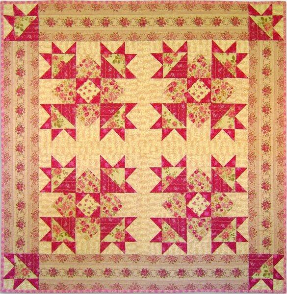 mary rose antique quilt pattern applique designs vintage Interesting Vintage Quilt Patterns Free Gallery