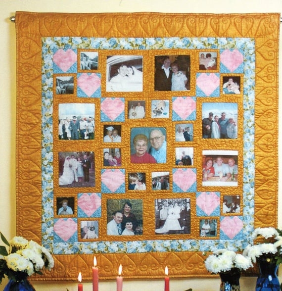 memory quilt photo album quilt pattern memory quilt family picture photo quilt pattern pdf instant download Cozy Photo Memory Quilt Patterns Gallery