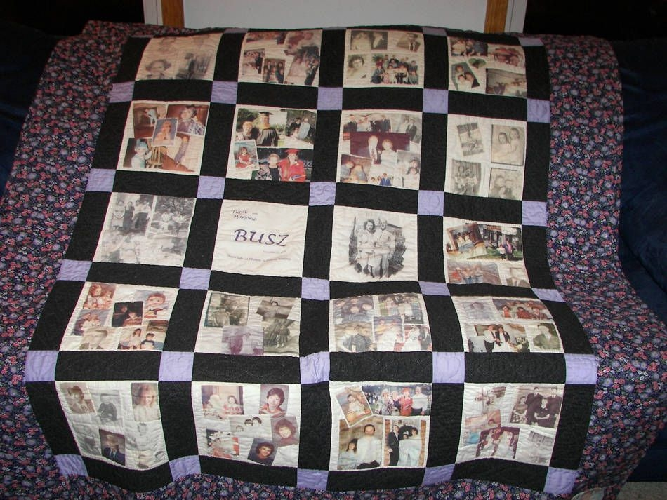 memory quilts photo gallery quilting family tree quilt Cozy Photo Memory Quilt Patterns Gallery