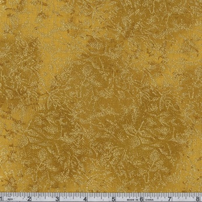 michael miller fairy frost gold metallic Elegant Fairy Frost Quilt Fabric Inspirations
