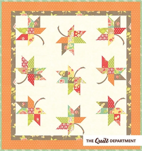 mini twirl pattern fig tree co Cozy Fig Tree Quilts Patterns