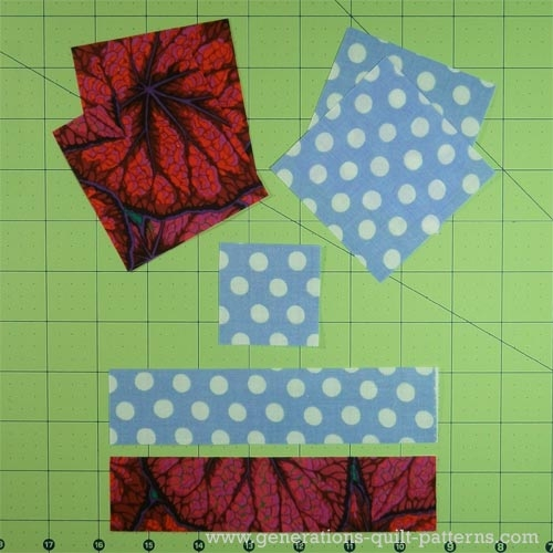 monkey wrench quilt block tutorial 5 7 12 10 and 12 Stylish Monkey Wrench Quilt Block Pattern