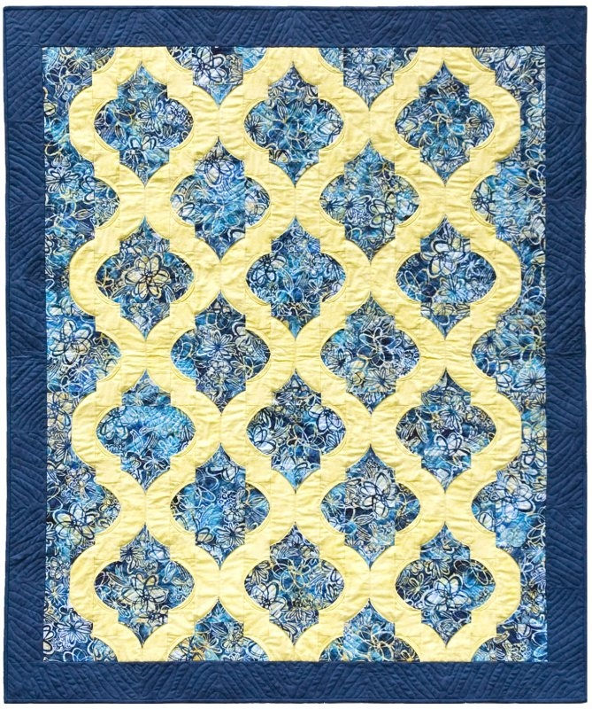 moroccan tiles Unique Moroccan Tile Quilt Pattern Inspirations