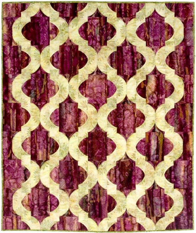 moroccan tiles Unique Moroccan Tile Quilt Pattern Inspirations
